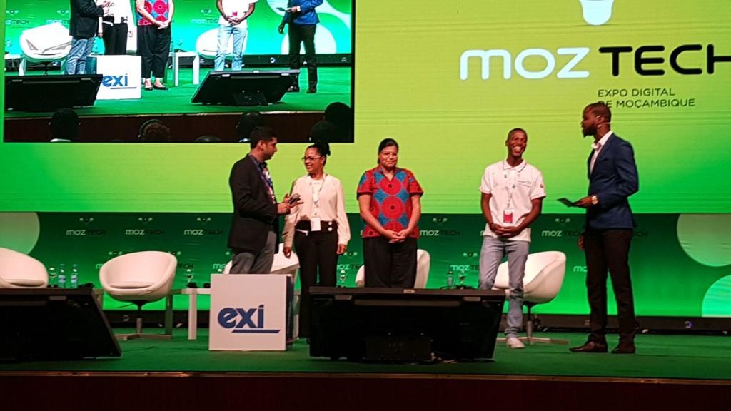 Vencedor do Sorteio MozTech 2018